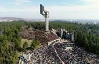 Хиляди старозагорци след националния трибагреник на 3-ти март