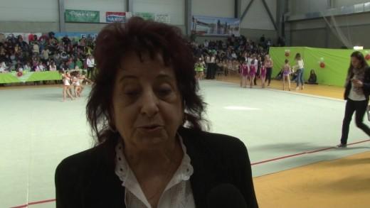 """Седми турнир по художествена гимнастика за Купа """"Берое"""""""