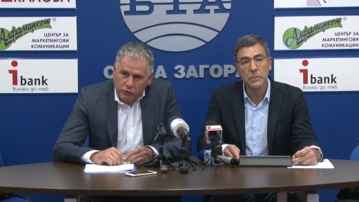 Димитър Танев: Поставяме си задачата да бъдем в голямата четворка