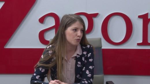 """Предизборно студио с Бояна Танева, кандидат- депутат от ГЕРБ. """"Личните ми приоритети са в сферата на образованието"""""""