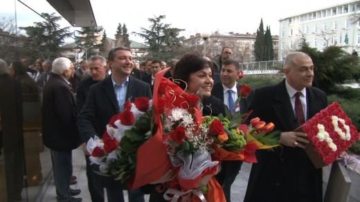 Корнелия Нинова в Стара Загора: Искаме промяна в държавата