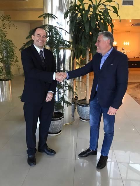 Димитър Танев, Реформаторски Блок-Глас Народен с Том Хайнс: Демокрацията, това е и честни избори