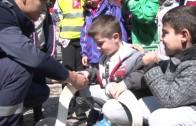 Деца посетиха старозагорската пожарна
