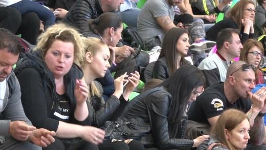 """Над 200 гимнастички взеха участие на международен турнир по художествена гимнастика за  Купа """"Импала"""""""