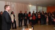 Кметът Живко Тодоров откри нова зала за танци в Стара Загора