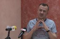 Станимир Гъмов на среща в първото си училище