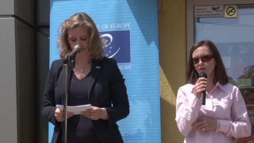 Международният младежки център в Стара Загора получи Знака за качество на Съвета на Европа