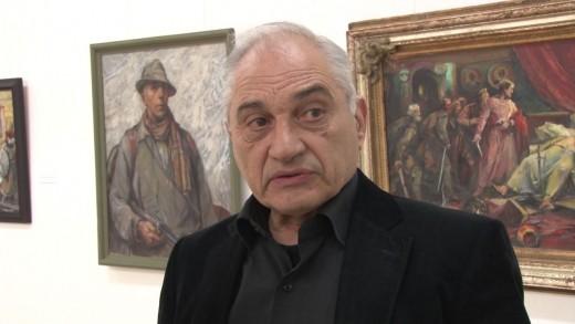 Картини на Никола Кожухаров събраха старозагорци в Художествената галерия