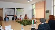 Посланикът на Чехия Душан Щраух посети Община Стара Загора