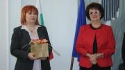 Гергана Микова официално встъпи в длъжност Областен управител