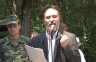Старозагорци сведоха глави в мълчание пред паметта на Ботев и загиналите за свободата на България