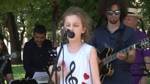 Джаз за деца с Венци Благоев