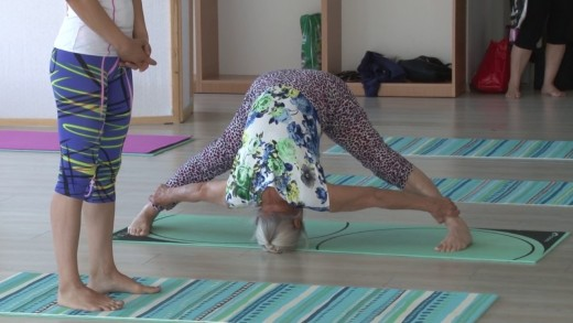 И Стара Загора чества международния ден на йогата