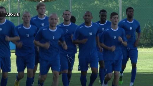 Александър Томаш избра група от 20 футболисти за баража с Левски