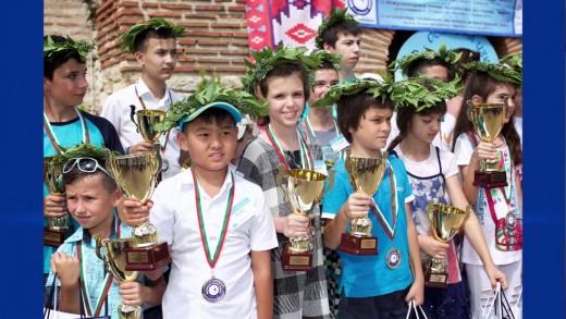 """1270 деца от 11 страни на състезанието """"Математика без граници"""""""