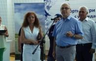 69-годишна жена обра овациите на Игрите за хора с увреждания в Гълъбово