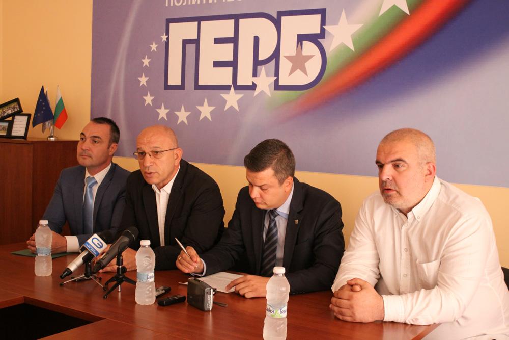 Старозагорските депутати от ГЕРБ: Нека спрат спекулациите – България е много далеч от финансов апокалипсис