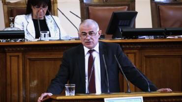 Георги Гьоков: ГЕРБ отново показа социалната си нечувствителност