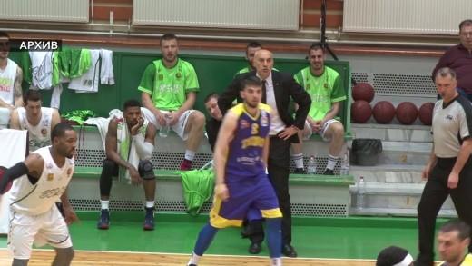 """Баскетболния """"Берое""""  изигра първа контрола"""