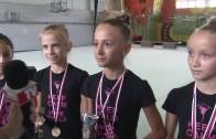 "Гимнастички на СКХГ ""Импала"" спечелиха 18 медала на международен турнир"