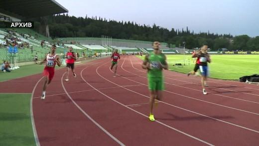 Стара Загора ще бъде домакин на 27-мия Балкански мастърс шампионат по лека атлетика.