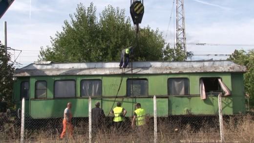 Царският вагон отпътува за София
