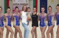 """Блестящо представяне на гимнастичките от СКХГ """"Импала"""""""