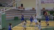 Баскетдамите на Берое с трета загуба в Адриатическата лига