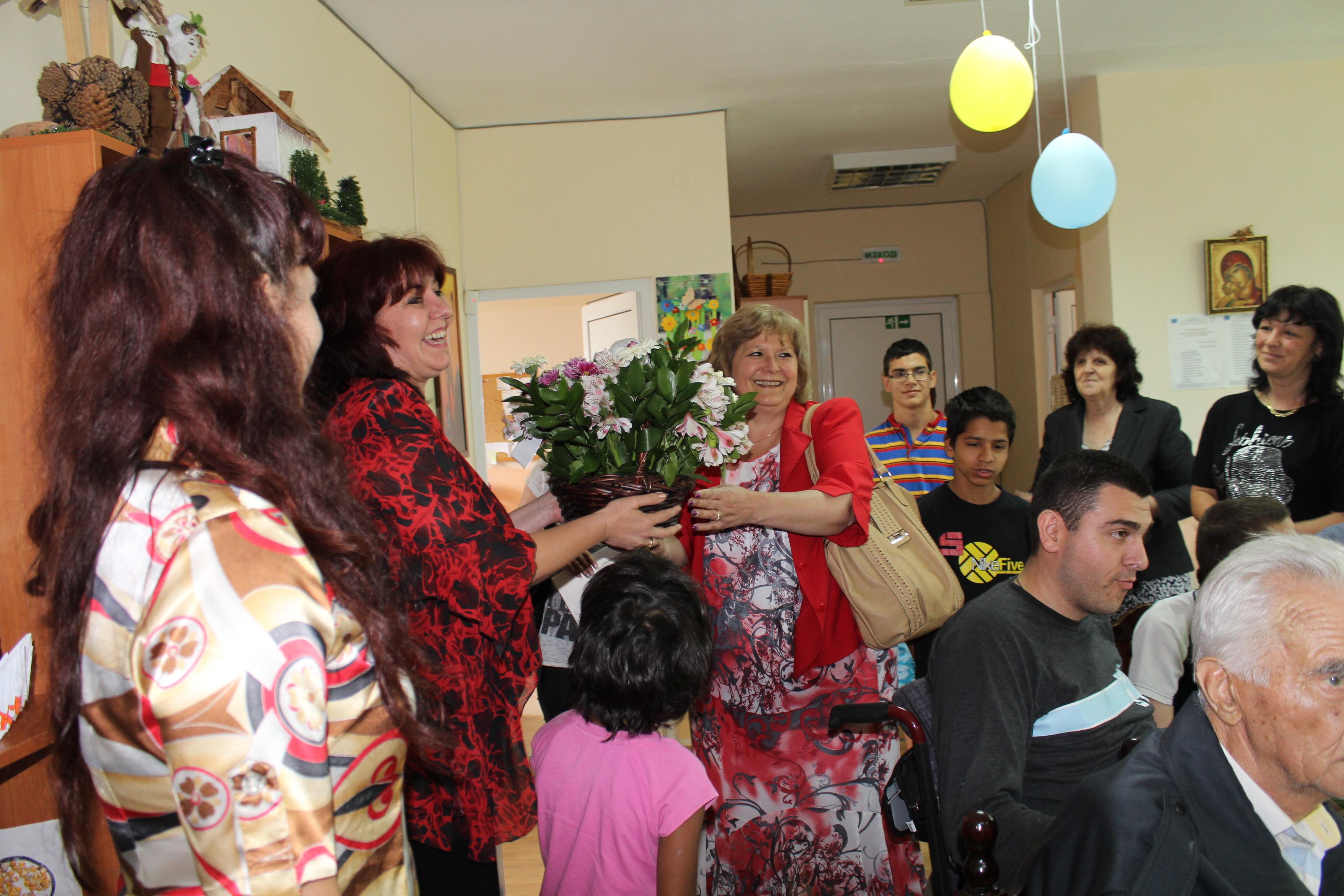 """Дневен център """"Св. св. Козма и Дамян"""" организира Ден на психичното здраве"""