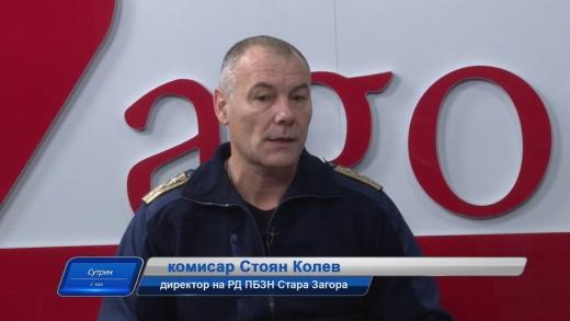 Доброволец на годината е Адриян Качанов от Казанлък