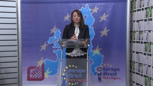 Европа директно – предаване на телевизия ЗАГОРА – 05 декември