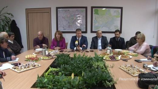 Живко Тодоров: Продължаваме да обновяваме Стара Загора /пълен запис/