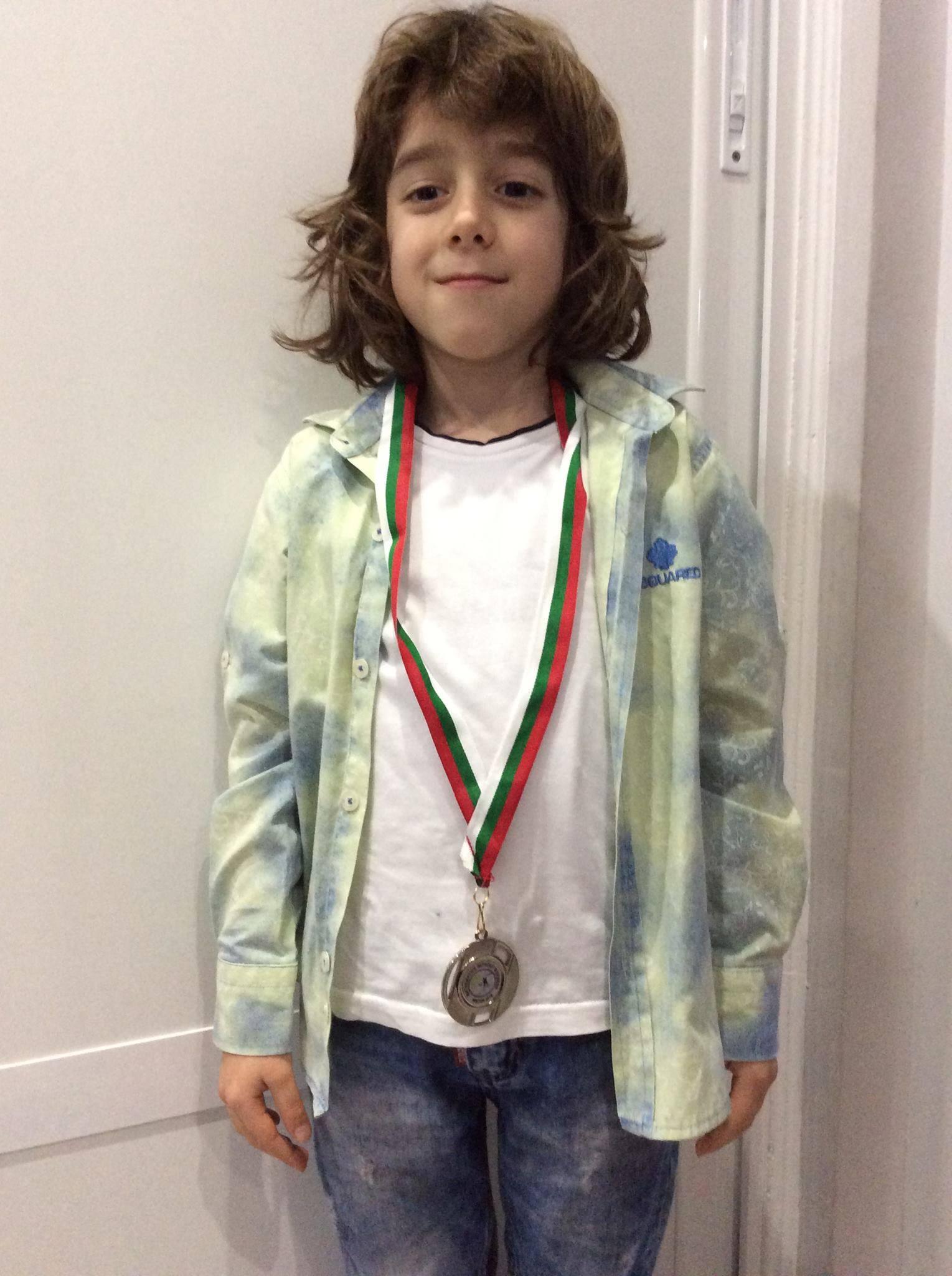 Старозагорски ученик със златен медал от математическа олимпиада в Тайланд
