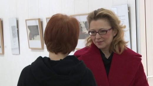 """Изложба съвременна българска графика """"Идеи и размисли"""" в Художествената галерия"""
