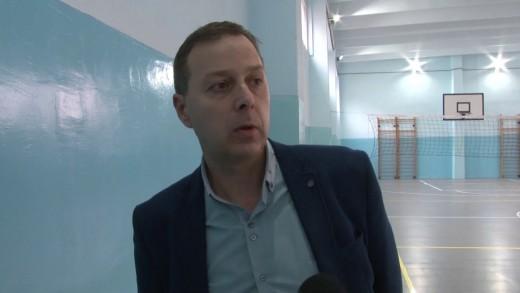 """Санираната сграда на ОУ """"Георги Райчев"""" в Стара Загора е с обновен физкултурен салон"""