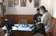След обявяване на решението на епархийския съвет, митрополит Киприан отказа коментар пред журналисти