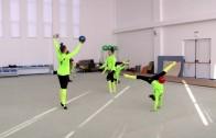 """За осми път турнир по художествена гимнастика за купа """"Берое"""""""