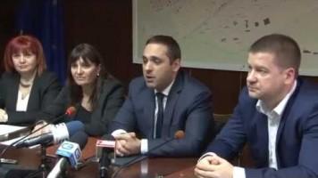 Подписаха договора за изграждане на Индустриална зона Загоре /пълен запис/