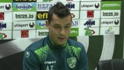 Александър Томаш : Очаква ни труден мач, особено от психологическа гледна точка.