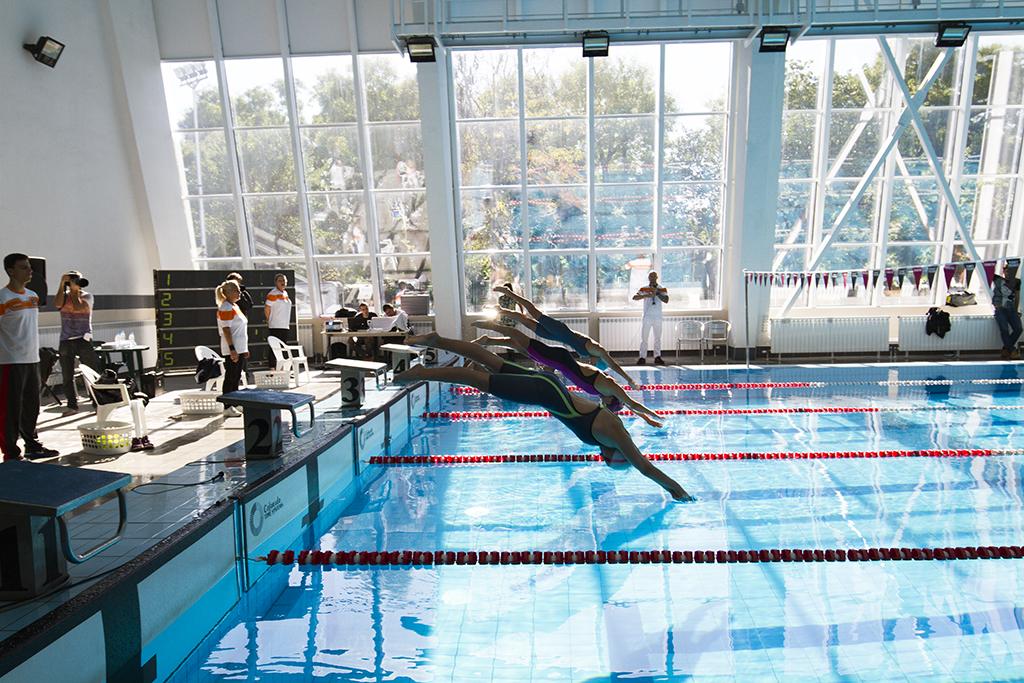 """""""Русалка"""" събира над 200 плувци от страната в Стара Загора"""