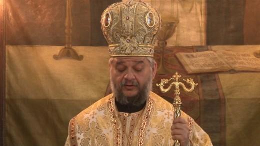 Старозагорският митрополит Киприан с послание за Възкресение Христово