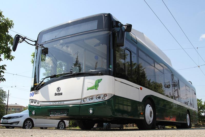 Лятно разписание на обществения транспорт в Стара Загора