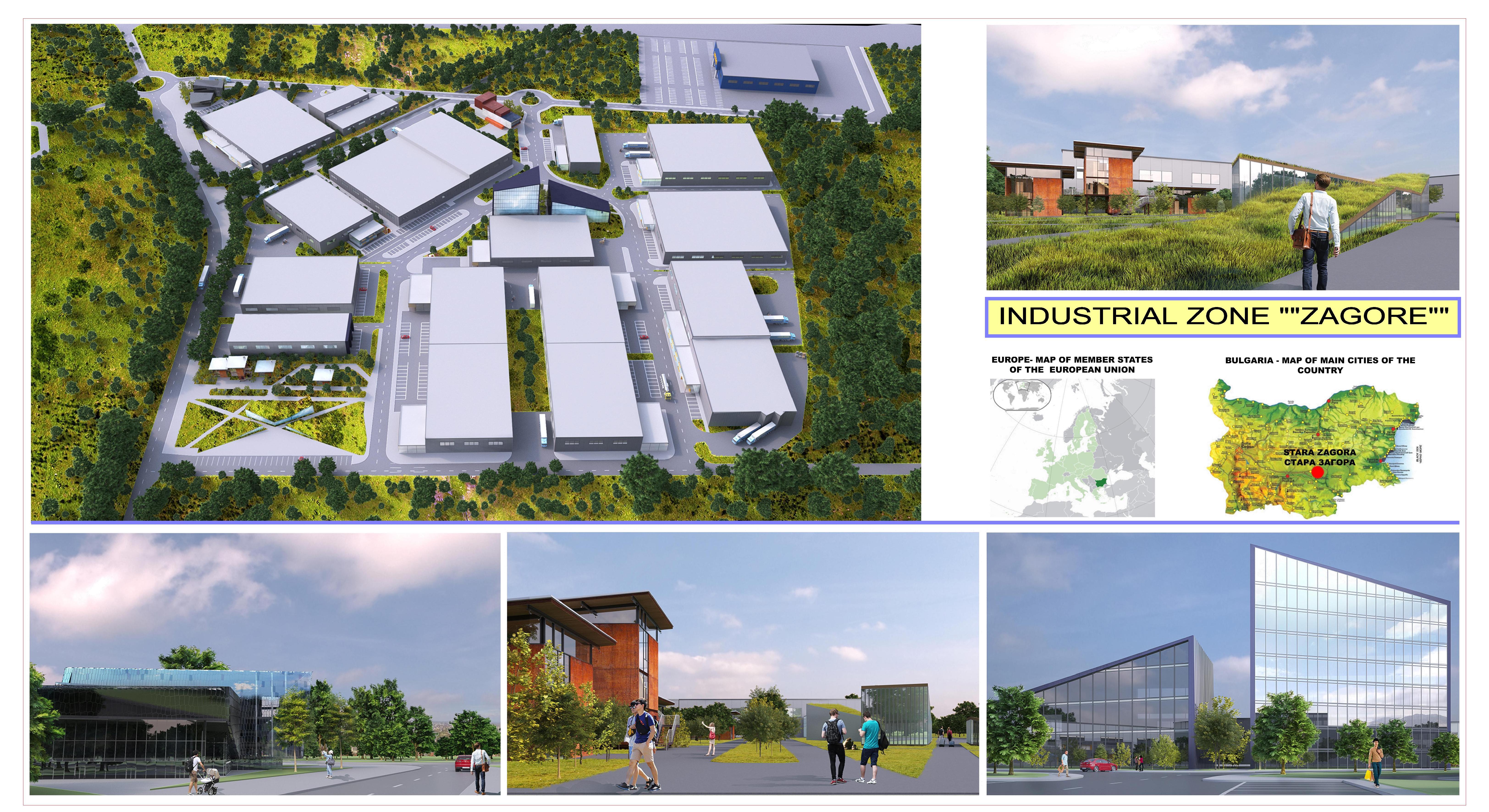 """Италиански инвеститори заявиха интерес за включване в индустриална зона """"Загоре"""""""