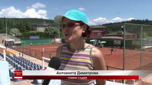 Стара Загора е домакин на международен тенис турнир