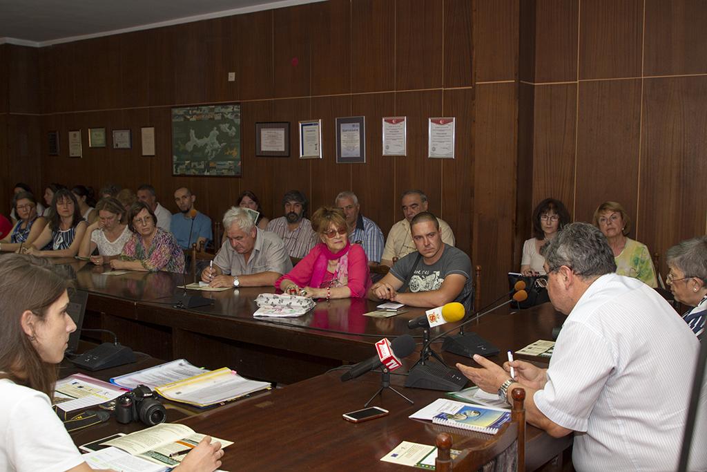 Актуализация на Инвестиционната програма на Община Стара Загора дава опция за прилагане на енергийна ефективност на жилищни сгради