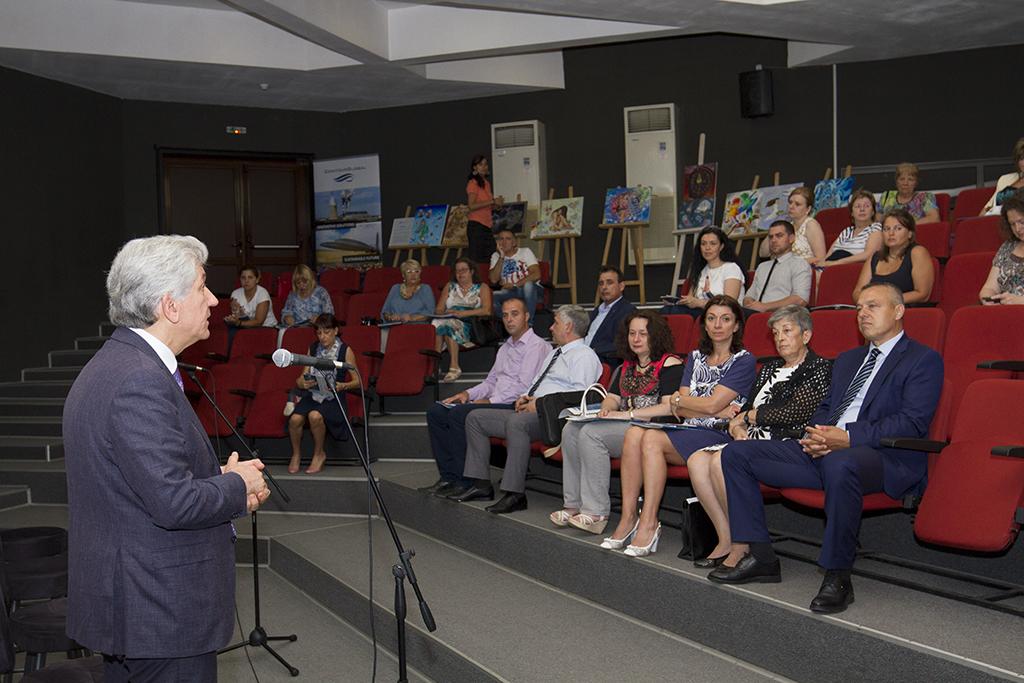 Успешното партньорство между бизнес, институции и общество обсъдиха в Стара Загора