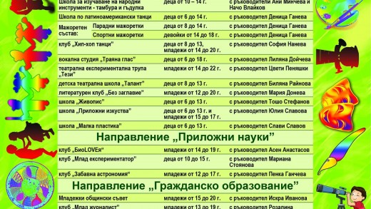 Плакат ЦПЛР