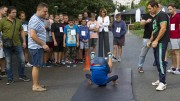 Първи  турнир по кросфит се проведе в Стара Загора