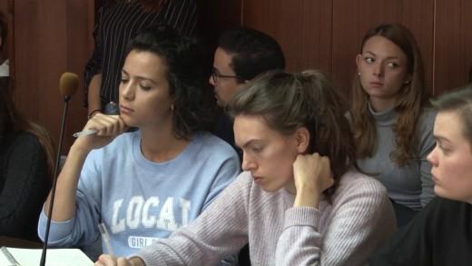Съвместно ателие на френски и български студенти