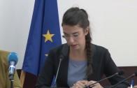 """Заключителна пресконференция в Областна администрация Стара Загора. Експерти представят целите на програмата """"7-те най застрашени"""" и ролята, която играят Европа Ностра и Института към Европейската инвестиционна банка в частност относно мисията за Бузлуджа."""